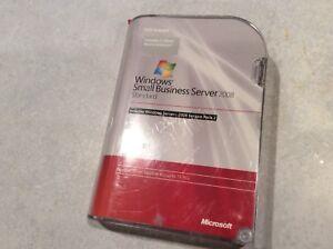 Windows Small Business Server 2008 Standard SP2 Full Version 5 Client