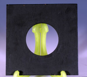 5.5 in. Sinar Type Lens Board with 64 mm Hole for Copal #3s and others