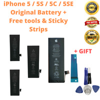 OEM Original iPhone 5 5S 5C SE Replacement Battery 1440 1560 1510 1625 mAh Tools