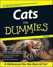 Cats for Dummies by Gina Spadafori and Paul D. Pion (2011) #43