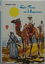 Herbert Sinz - Die Reise ins Ungewisse