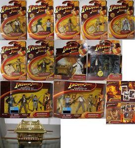 INDIANA JONES -Action-FIGUREN-Hasbro-OVP-Aussuchen: