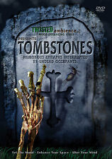 Tombstones by Twisted Ambience: Virtual Halloween Haunted Cemetery Graveyard F/X