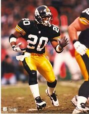 ERRIC PEGRAM 8x10 NFL ACTION PHOTO football star PITTSBURGH STEELERS #20 Falcons