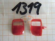 2x ALBEDO Ersatzteil Ladegut Zubehör Tür BMW Isetta rot H0 1:87 - 1319