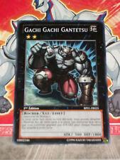 Carte YU GI OH GACHI GACHI GANTETSU BP01-FR025 x 2