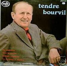 BOURVIL LP BELGIQUE TENDRE BOURVIL