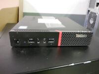 Lenovo ThinkCentre M900 Tiny Desktop Core i5 6500T 2.5GHz 8GB NO HDD          SJ