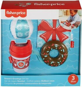 Fisher Price Season's Greetings Gift Set