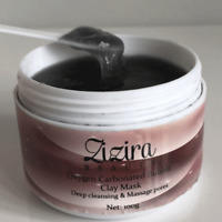 Zizira Beauty Oxygen Carbonated Bubble Clay Face Mask Gift Deep Cleansing