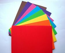 Dovecraft Essentials - A5 Creative Foam Sheets Assorted Bright Colours 40 Pack