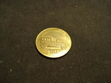 1915 White Town Car Automobile Franklin Mint Antique Car Bronze Coin