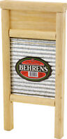 Behrens BWBG7 Galvanized Washboard, Small