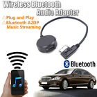 Interface Wireless Bluetooth Adapter USB Music AUX Cable For Mercedes-Benz MMI