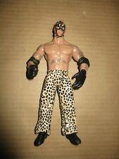 Jakks WWE Classic Ruthless Aggression Rey Mysterio Wrestling Figure 619 WCW ECW