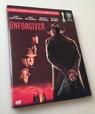 Mint Dvd ~ Unforgiven 2-Disc Special Edition Clint Eastwood Many Extras