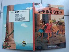 Alix, Le sphinx d'or, 2ème réédition, 1971