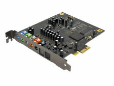 Internal Sound Cards with PCI Express x1 Slot