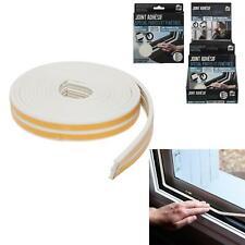 Joint Adhésif Thermoplastique Porte Fenêtre résistant isolant flexible 6m(2X3M)