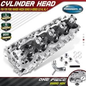 Engine Cylinder Head for Ford Ranger TU Mazda Bongo SG B2500 UN 2.5 WL WL-T