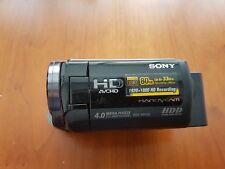 VIDEOCAMERA SONY HDR-XR105 COMPLETA + BORSA + BOX