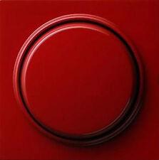 Gira S-Color rot, WECHSELSCHALTER (Tastschalter) MIT WIPPE UNI 012643