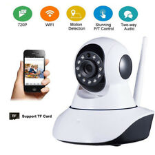 HD 720p Wireless IP PTZ WiFi Camera Security CCTV Night Vision iPhone Android XA