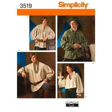 Simplicity Teen Unisex Sewing Patterns