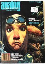 Analog Science Fiction / Science Fact Magazine - November 1979