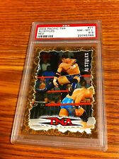 2004 Pacific TNA AJ Styles Rookie Wrestling Red Foil Card PSA 8.5 WWE WCW NWA RC