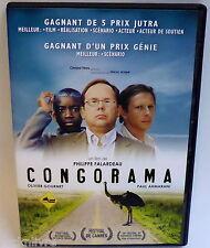 DVD Region Zone 1 * CONGORAMA de Philippe Falardeau avec OLIVIER GOURMET
