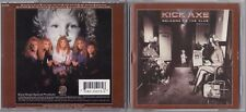 Kick Axe - Welcome to the Club (CD, Mar-2001, Rewind)