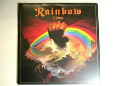 RAINBOW RISING LP 2014 U.K. IMPORT 180 GRAM GATE FOLD RITCHIE BLACKMORE DIO