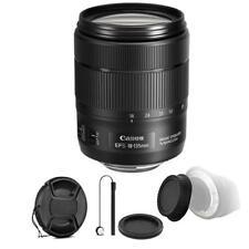 Canon EF-S 18-135mm f/3.5-5.6 IS USM Lens for T5i T6i 70D 80D 750D 7D Mark DSLR