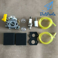 Carburetor For Homelite Ryobi PLT3043YW Trimmers RUIXING Quick-Start Carburettor