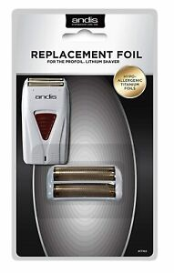 Andis Replacement Foil For The ProFoil & Lithium Shaver #17160