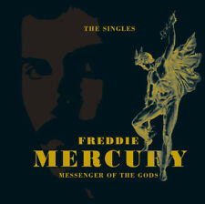 Freddie Mercury : Messenger of the Gods: The Singles Collection CD (2016)
