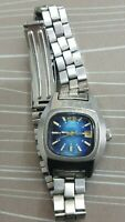 Vintage Orient automatic 3 stars 21 jewels day at 3 o'clock ladies watch.