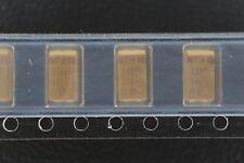Lot of 2 T496C106M016AS Kemet Capacitor Tantalum 10uF 20% 16V C Case 6032 NOS