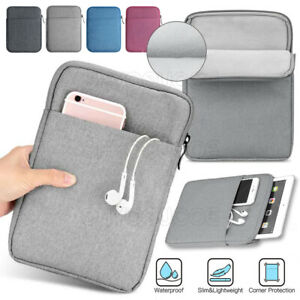 """Sleeve Case Cover Pouch Bag For Apple iPad 7th 10.2"""" Air 4 10.9"""" 8th 10.2"""" 2020"""