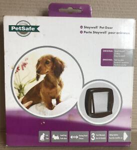PetsAtHome PetSafe Staywell Pet Door Small Easy Install Insulating Weather Proof