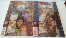 NEIL GAIMAN: THE CHILDREN'S CRUSADE #1 and #2 DC / VERTIGO SANDMAN HORROR YIKES