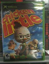 Disney's Chicken Little (Microsoft Xbox, 2005)
