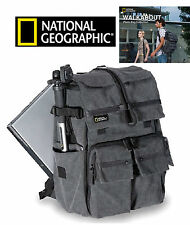 National Geographic NG Walkabout W5070 DSLR Camera Lens Bag Backpack 5070 Bag