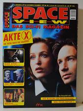 6/1999 ESPACIO VIEW AKTE X STAR TREK VOYAGER STAR WARS STARGATE (SV27)
