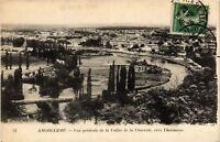 CPA  Angouléme - Vue générale de la Vallée de la Charente,vers Lhoumeau (654450)