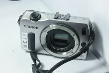 Canon EOS M 18.0MP Digital Camera - Silver (BODY ONLY)...