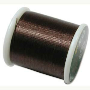 Japanese Nylon Beading Thread By KO Delica Beads 55 Yards spool Pre Conditioned