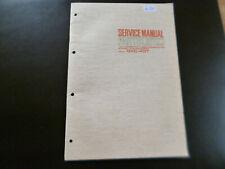 Original Service Manual Schaltplan Akai GXC-40T