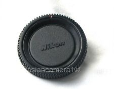 Replacement Body Cap For Nikon F1 F2 F3-HP F4 F4s F5 FA D40 D50 D60 D70 D80 D100
